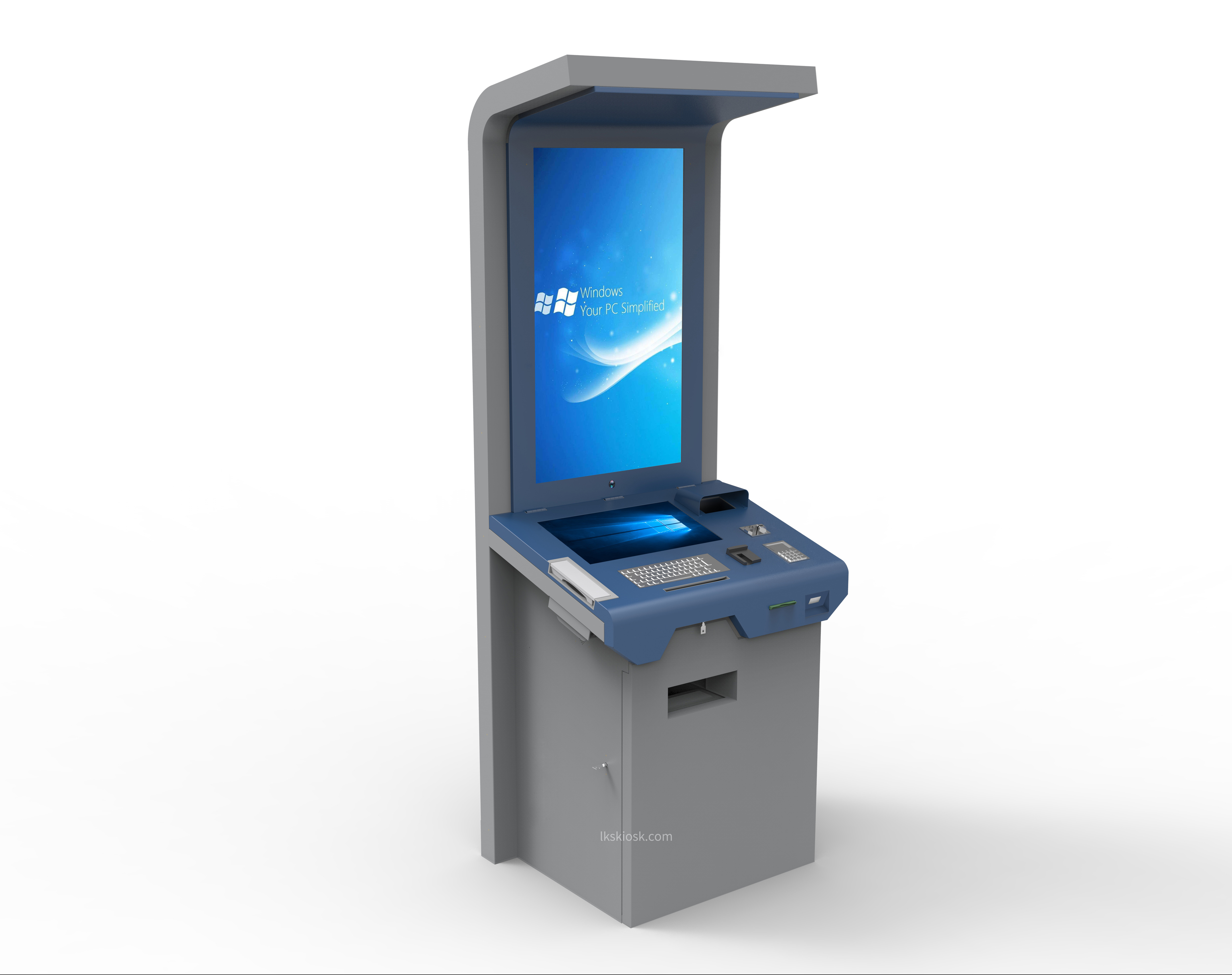 Cost-effective Free standing Kiosk/Self-Service Kiosk,Give us idear we make it ture for you